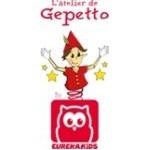 Franchise L'Atelier de Gepetto by Eurekakids