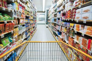 Supermarché et Supérette
