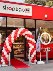 Delhaize inaugure 6 nouveaux points de vente Shop&Go le même jour !