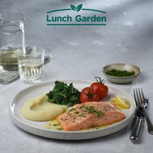 Nommination d'Ann Biebuyck, nouvelle CEO de la franchise Lunch Garden