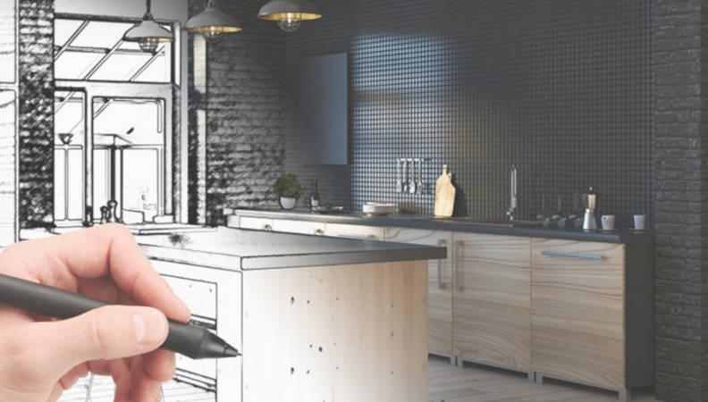 étape de création Vanden Borre Kitchen