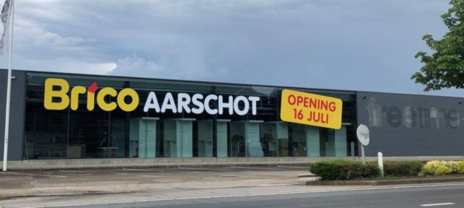 Un nouveau magasin franchisé Brico ouvrira ses portes à Aarschot