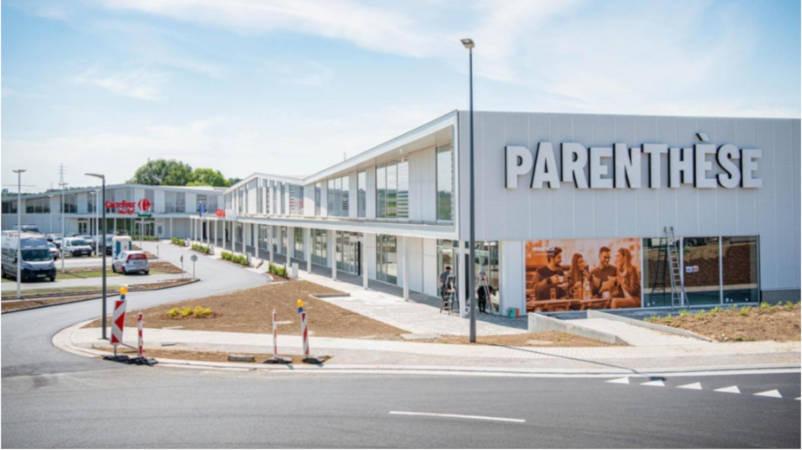 centre commercial Parenthèse
