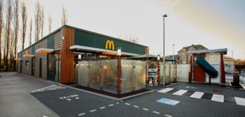 Ouverture d'une nouvelle franchise McDonald's à Jodoigne