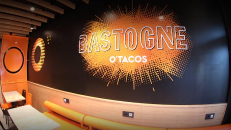 décoration magasin tacos